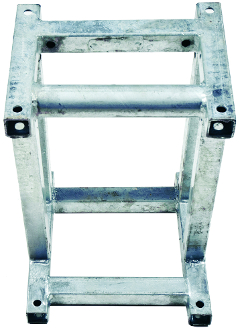 Galvanized Winch Riser for #23 Winch