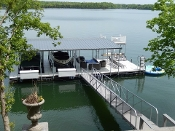 Custom Steel or Aluminum Docks